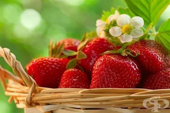 Четиридневна ягодова диета - изображение