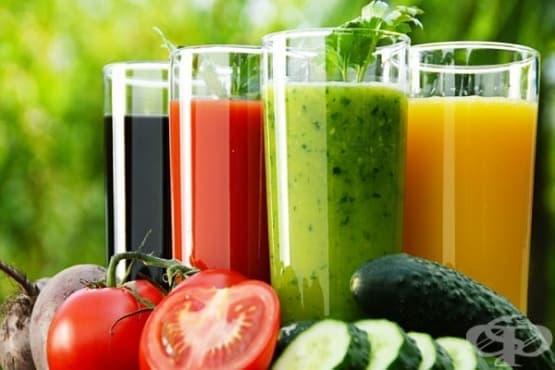 Зеленчуковите сокове като средство за отслабване - част 1 - изображение