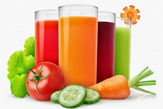 Зеленчуковите сокове като средство за отслабване - част 2 - изображение