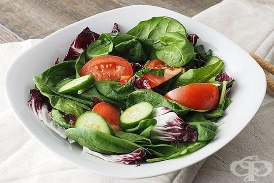 Зеленчукова лятна диета за 7 дни - изображение