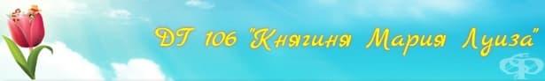 """Детска градина № 106 """"Княгиня Мария Луиза"""", гр. София - изображение"""