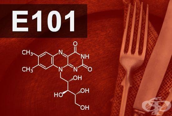 E101 - Рибофлавин (Riboflavin, Riboflavin-5 -phosphate) - изображение