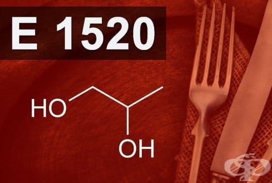 E1520 - Пропиленгликол (Propylene glycol) - изображение