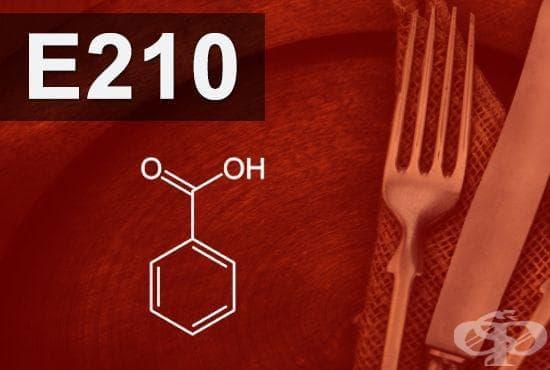 E210 - Бензоена киселина (Benzoic acid) - изображение