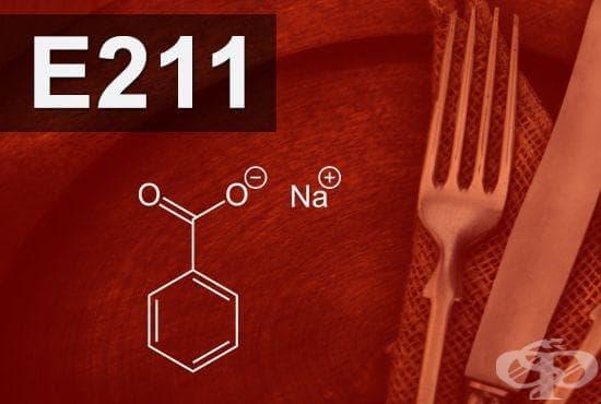 E211 - Натриев бензоат (Sodium benzoate) - изображение