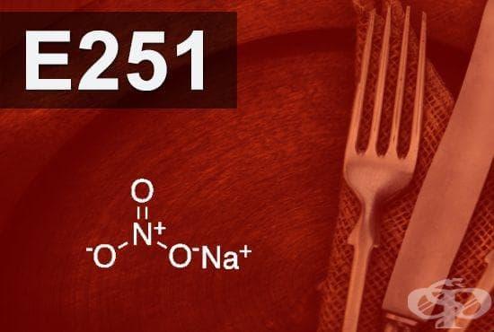 E251 - Натриев нитрат (Sodium nitrate) - изображение