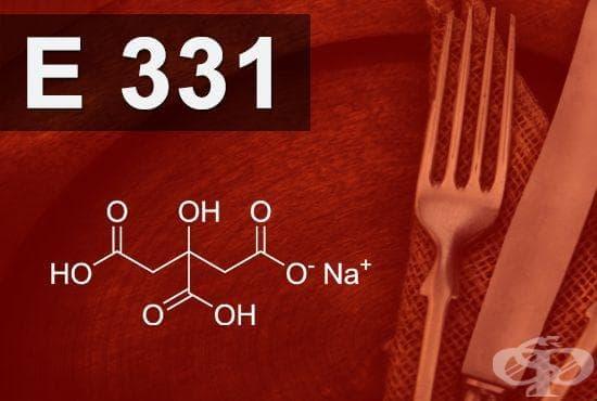 E331 - Натриеви цитрати (Sodium citrates) - изображение