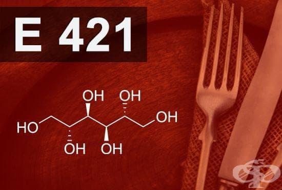 E421 - Манитол (Mannitol) - изображение