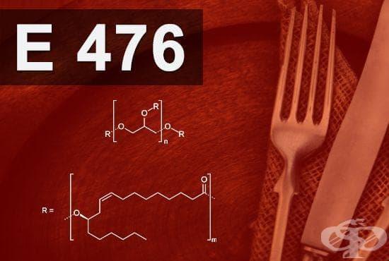 E476 - Полиглицерол полирициноолеат (Polyglycerol polyricinoleate) - изображение