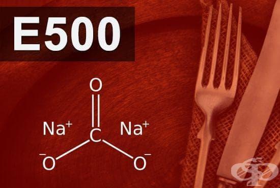 E500 - Натриеви карбонати (Sodium carbonates) - изображение