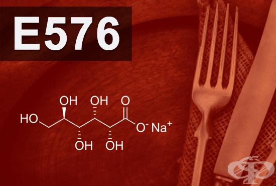 E576 - Натриев глюконат (Sodium gluconate) - изображение