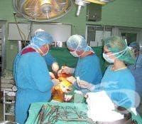 Клиника по съдова хирургия към УМБАЛ - Стара Загора ЕАД - изображение