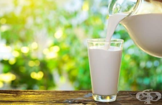 Прясно мляко - изображение