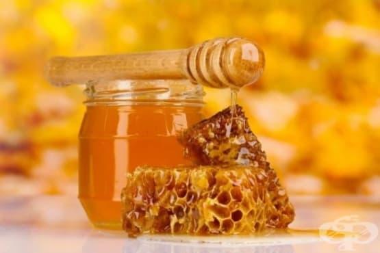 Мед - изображение