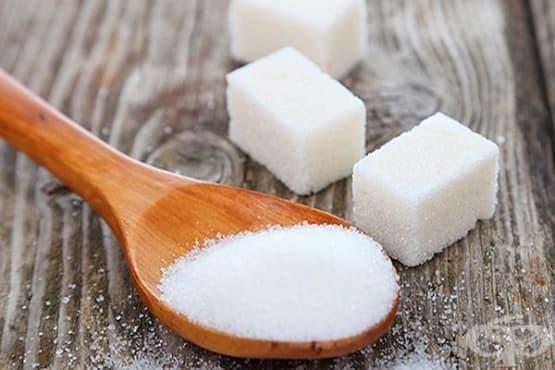 Захар (бяла рафинирана) - изображение