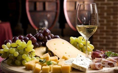 Бяло вино - изображение