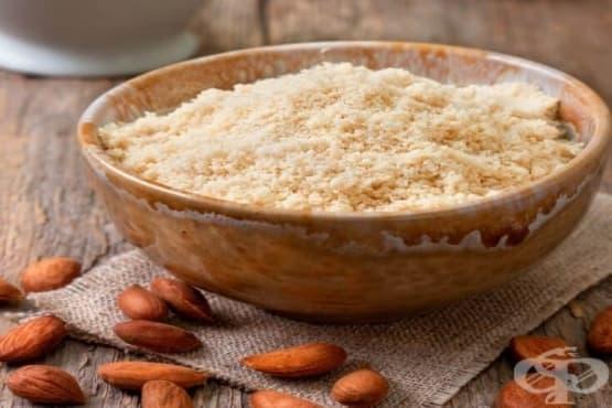 Бадемово брашно - изображение