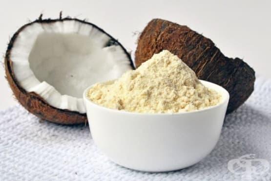 Кокосово брашно - изображение