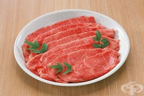 Козе месо - изображение