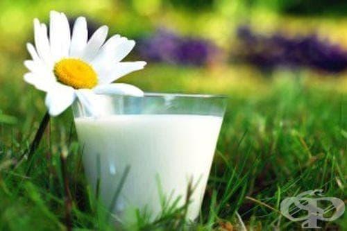 Козе мляко - изображение