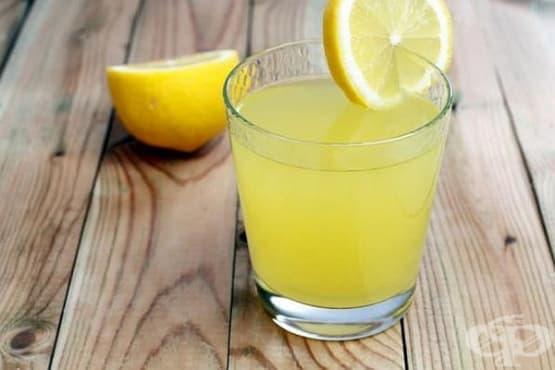 Лимонов сок - изображение