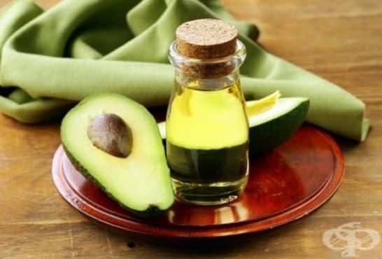 Масло от авокадо - изображение
