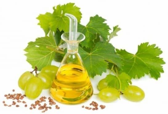 Масло от гроздови семки - изображение