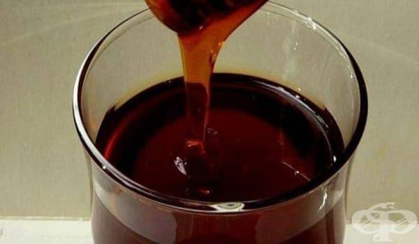 Мед от кестени - изображение