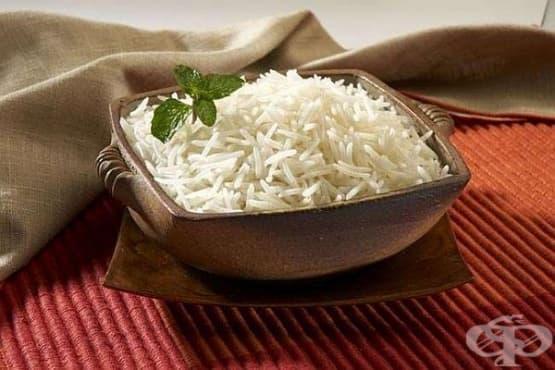 Какви са здравословните ползи на ориза басмати - изображение