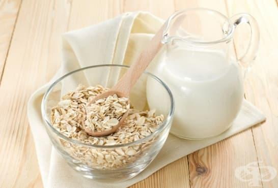 Овесено мляко - изображение