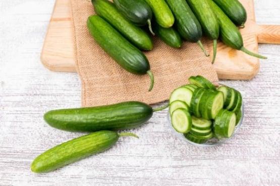 Защо е полезно да ядем краставици - изображение
