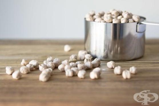 Ползи за здравето от брашното от нахут - изображение