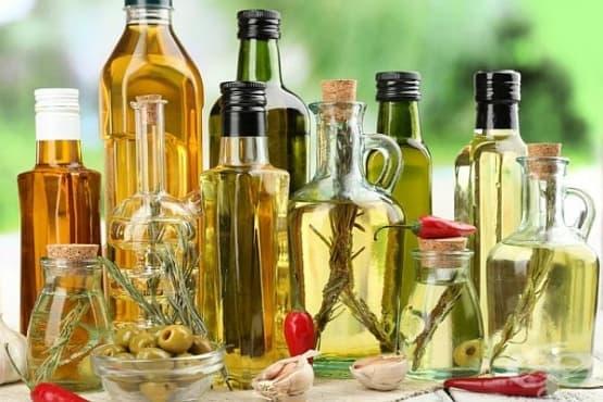 Растително масло, олио - изображение
