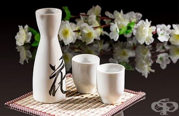 Саке - изображение