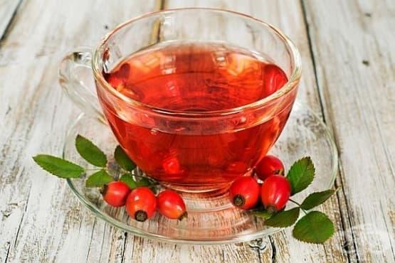 Чай от шипка - изображение