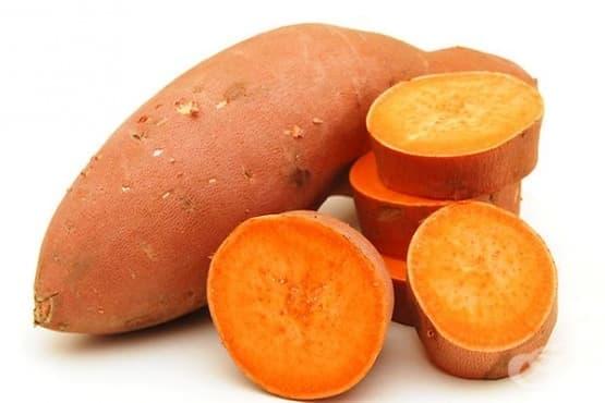 Сладки картофи (батат) - изображение