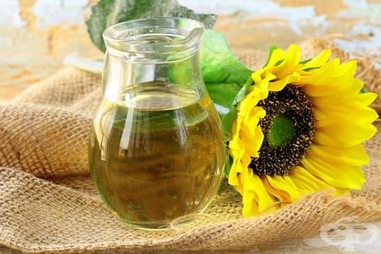 Слънчогледово олио - видове, състав, полза и съхранение - изображение