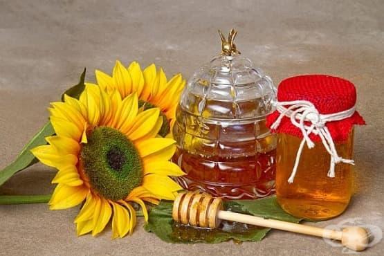 Слънчогледов мед - изображение