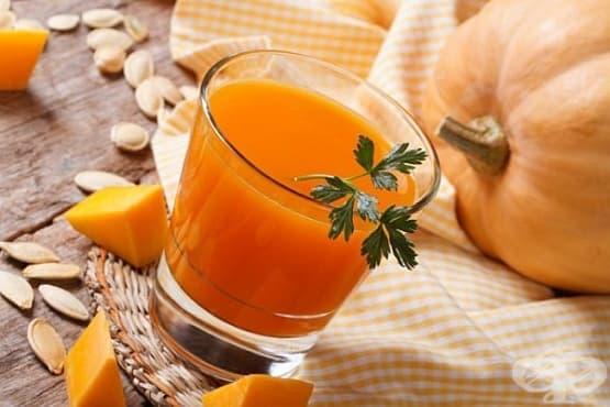 Сок от тиква - изображение