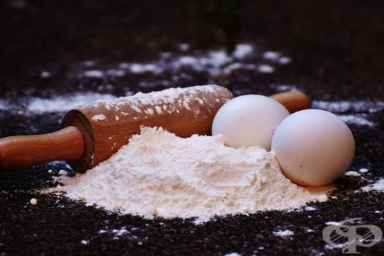 Вредно ли е бялото пшенично брашно - изображение