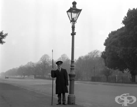 Изчезналите професии от началото на 20-ти век - изображение