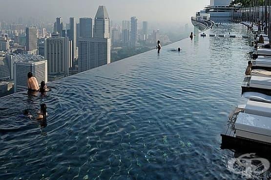 13-те най-страхотни плувни басейна в света - изображение