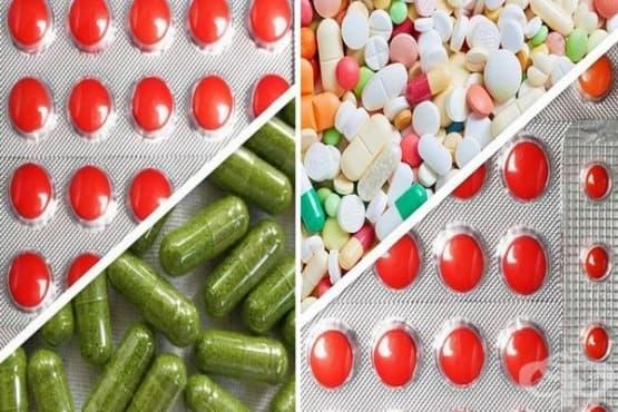 12 добавки и витамини, които не трябва да се смесват - изображение