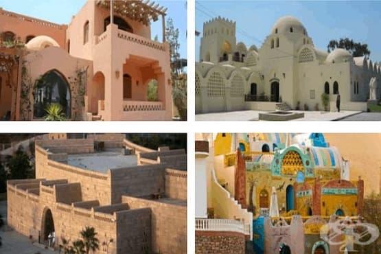 30 примера от африканската архитектура, които доказват колко красива е тя - изображение