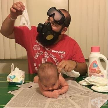 Баща превръща фотоалбума на своята дъщеря в шедьовър - изображение