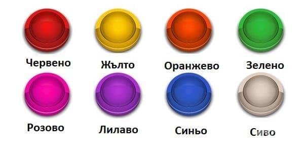 С кой цвят бутон бихте направили положителна промяна в живота си? Вашият избор разкрива как се чувствате в момента - изображение