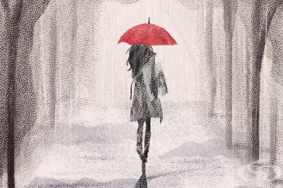 7 ползи за здравето от разходка под дъжда - изображение