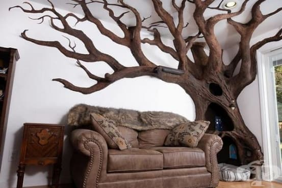 Мъж изработва дървета за котки в домовете, а резултатите са впечатляващи - изображение