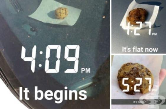 Температурите в Аризона са толкова високи, че хората публикуват снимки на предмети, които се топят - изображение