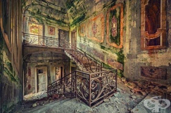 30 снимки разкриват красотата на изоставени сгради от цял свят - изображение